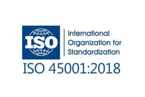 ISO 45001 certification 2018