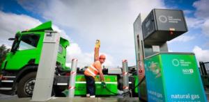 Gas Networks Ireland Gas Pump